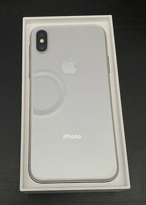 AU673 • Buy Apple IPhone X - 64GB - Silver (Unlocked) (AU Stock) - Excellent Condition