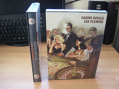 Ian Fleming Casino Royale James Bond 007 1st Book Folio Society Slipcased Sealed • 59.99£