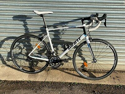 View Details 2014 Giant Defy 1 Road Bike Size Large Full 105 Group Set. • 375.00£