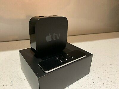 AU555 • Buy Apple TV 4th Generation 64GB HD Media Streamer - A1625, Boxed
