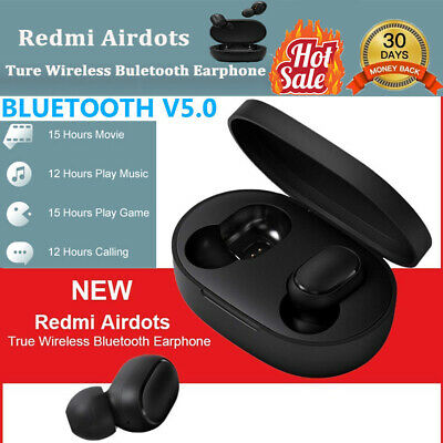 $10.99 • Buy Original Xiaomi Redmi AirDots Mi True Wireless Earbuds Basic Bluetooth Earphones