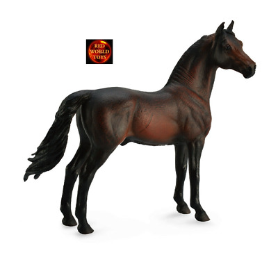 £11.50 • Buy Morgan Bay Stallion Horse Toy Model Figure By CollectA 88646 Brand New