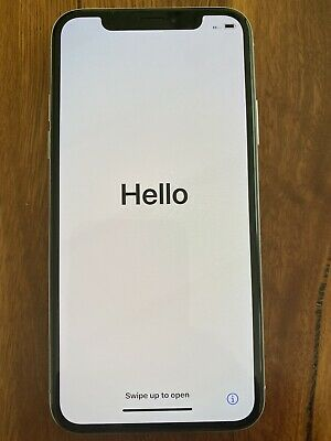 AU375 • Buy Apple IPhone X - 256GB - Silver (Unlocked) A1865 (CDMA + GSM) (AU Stock)