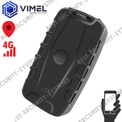 AU189 • Buy Vimel 4G And 3G GPS Tracker Real Time Tracking 10000mAh Vehicle Car Magnetic