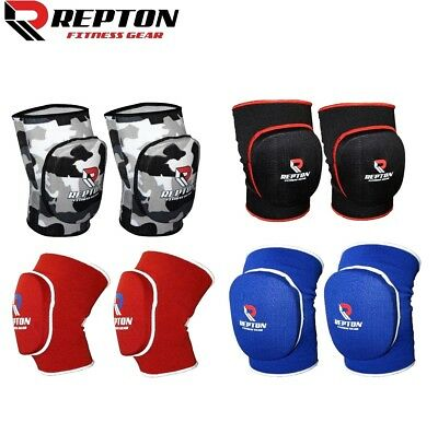 Repton Knee Support Brace Protector Foam Pads Guard Wraps Elasticated Shield • 11.99£