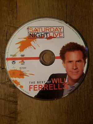 $2.40 • Buy Saturday Night Live: The Best Of Will Ferrell, Vol. 3 (DVD, 2010) DISC ONLY