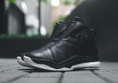 AU125 • Buy Y-3 Yohji Yamamoto | Black Leather D-ROSE 5 Boost | Adidas