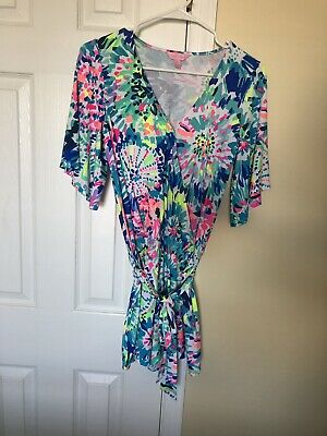 $40 • Buy Womens Lilly Pulitzer Romper Small