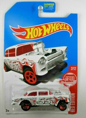 $16.50 • Buy Hot Wheels  55 Chevy Bel Air Gasser - Red Edition