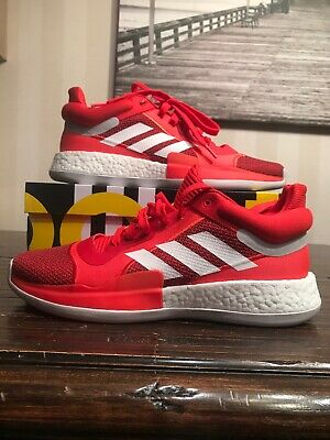 $ CDN68.36 • Buy ADIDAS Men's Marquee Boost Low F36305 Active Red/White/Scarlet, Size 9 Men US