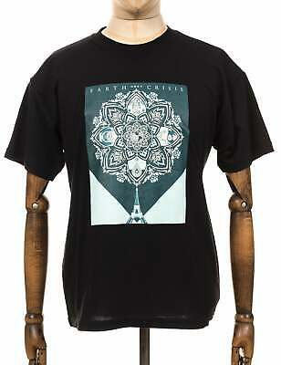 £23.72 • Buy Obey Clothing Earth Crisis Superior Tee - Noir
