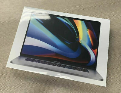 $1906 • Buy SEALED New 2019 Apple Macbook Pro Touch Bar 16in 16gb 2.6GHz 512gb Space Gray