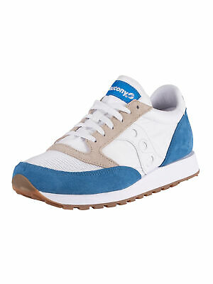Saucony Men's Jazz Original Vintage Trainers, White • 56.95£
