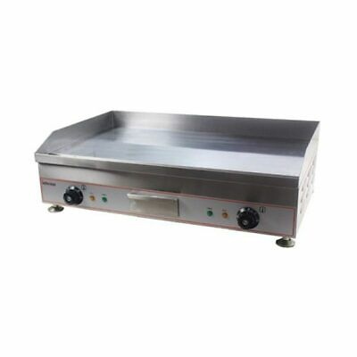Commercial Flat Griddle Double Stainless Hot Plate Infernus INEG-100 • 444£