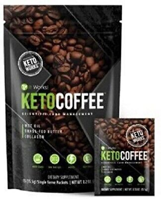 $25 • Buy It Works Keto Coffee