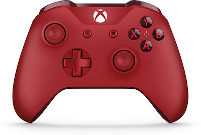 AU94.95 • Buy Xbox Wireless Controller - Red