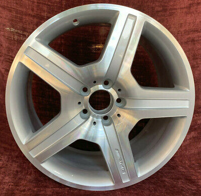 $500 • Buy Mercedes S600 S550 CL550 FRONT 19  Wheel OEM 85021 A2214012602