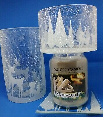 Yankee Candle Christmas Accessories Shade & Tray • 29.99£