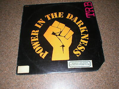 £14.99 • Buy Rare ISRAELI PROMO Pressing Tom Robinson Band Power In The Darkness LP New Wave