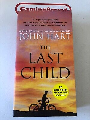 £3.95 • Buy The Last Child, John Hart PB Book, Supplied By Gaming Squad