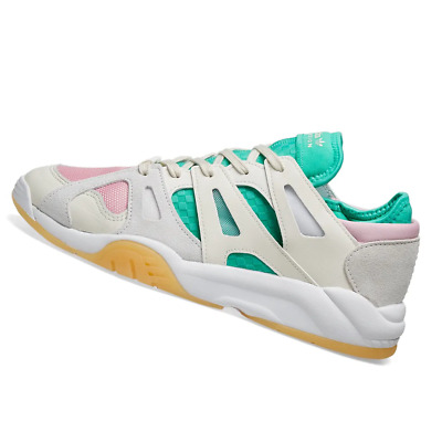AU152.95 • Buy ADIDAS MENS Shoes Dimension Low - Cloud White, Off White & Green - CG6531