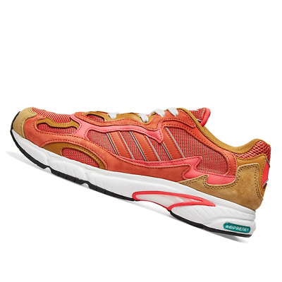 AU118.95 • Buy ADIDAS MENS Shoes Temper Run - Raw Amber & Core Black - G27922