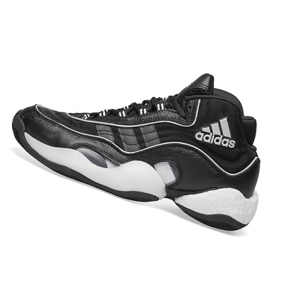 AU152.95 • Buy ADIDAS MENS Shoes 98 CRAZYBYW - Core Black & Grey Two - G26807
