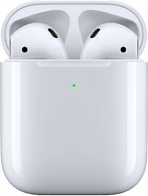 $ CDN216.79 • Buy BRAND NEW SEALED! Apple AirPods 2nd Generation With WIRELESS! Charging Case