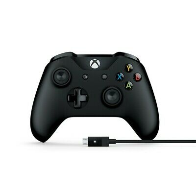 AU102.88 • Buy Microsoft Xbox One Controller + Cable For Windows