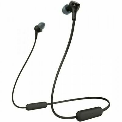 AU78.29 • Buy Sony NEW WI-XB400 EXTRA BASS Wireless In-ear Headphones (Black)