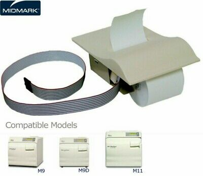 $535 • Buy Midmark/Ritter Ultraclave Sterilizer PRINTER For M9/M11 - 9A259001 NEW