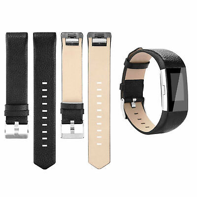 $ CDN9.53 • Buy For Fitbit Charge 2 Leather Replacement Sport Strap Watch Band Wristband