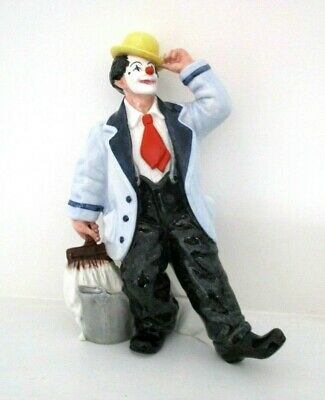 Rare Royal Doulton Clown Figurine - Slapdash Hn 2277 - Perfect !! • 135£