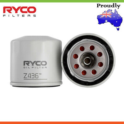 AU24 • Buy New * RYCO * Oil Filter For MITSUBISHI OUTLANDER ZE 2.4L 4CYL Petrol