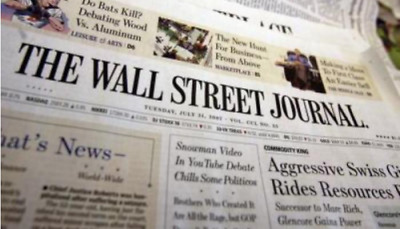 $54.99 • Buy Wall Street Journal WSJ 9 Month Print Newspaper Home Paper Delivery Subscription