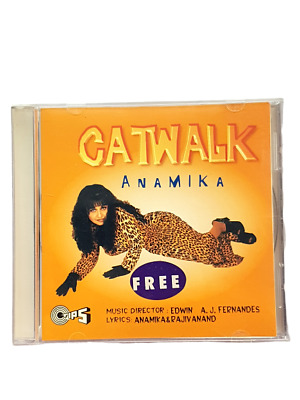 £4 • Buy Catwalk Remix CD Bollywood Hindi Songs By Anamika Tips Release