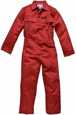 DICKIES Proban Overall Flame Retardant Boilersuit, Size 38R (92/96 Ch) FR4869 • 19.99£