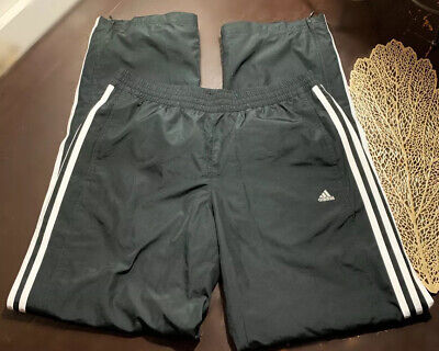 $ CDN23 • Buy Vintage 1990's 90's 90s 1990s Adidas Stripe Zipper Zip Splash Pants Pant