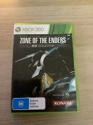 AU17.99 • Buy Zone Of The Enders HD Collection Xbox 360