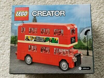 $ CDN18.99 • Buy LEGO 40220 Creator Double Decker London Bus New Sealed