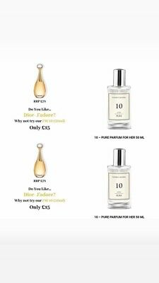 Christian Dior Jadore Inspired Fm10 50mls For Her • 15£