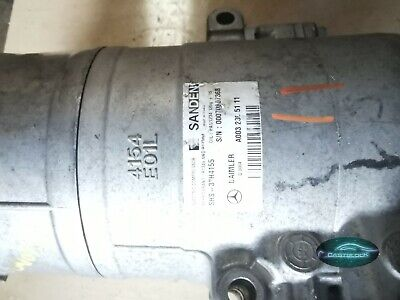 $201.75 • Buy 2011-2017 SMART FORTWO Electric DRIVE AC A/C Compressor 0032305111 OEM