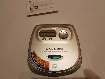 Aiwa XP-V50 Personal CD Player  : Tested Working : Good Condition • 15£