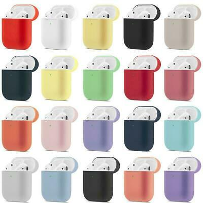 $ CDN3.94 • Buy AirPods Case Protective Silicone Cover Skin Per Apple Airpod 2/1 Charging Case