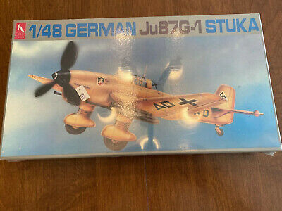 $19.99 • Buy Hobby Craft German Ju87G-1 Stuka 1:48 Model Kit - New In Plastic
