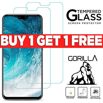 Gorilla Tempered Glass Film Screen Protector For Huawei P20 Pro,lite,p30 Lite • 2.99£
