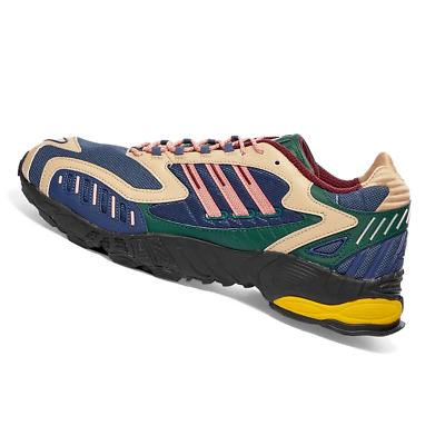 AU170.95 • Buy ADIDAS MENS Shoes Torsion TRDC - Indigo, Pink & Green - EF4806