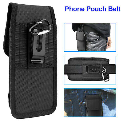 $6.59 • Buy Tactical Army Military Pouch Cellphone Pocket Case Holder Waist Pack Belt Bag 6