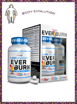 £32.61 • Buy EVERBUILD Ever Burn 120 Caps.Lipo Therm Formula, More Energy, Reduce Body Weight