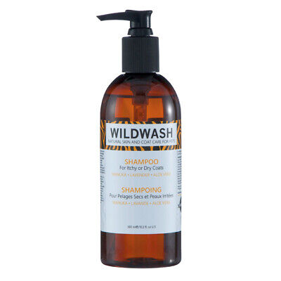 £18.95 • Buy Wildwash Natural Coat & Skin Care Dog Shampoo For Itchy Or Dry Coats
